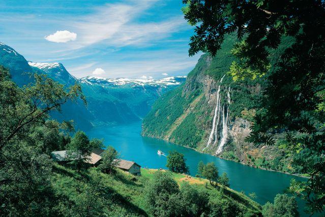 Voyage Les fjords de Norvège et les îles Lofoten