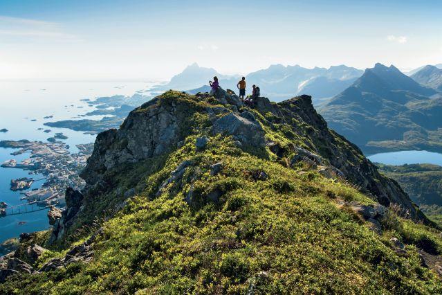 Randonnée dans les îles Lofoten - Norvège