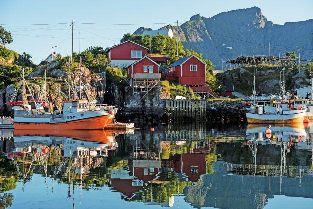 Voyage Charme et confort aux Lofoten