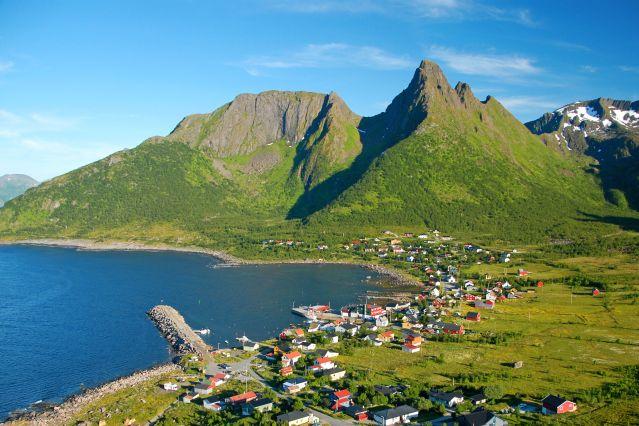Voyage Fjords, îles Lofoten et Cap Nord