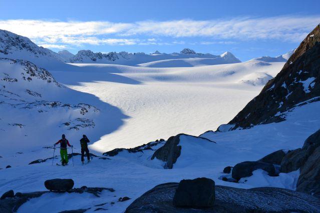 Ski et voile à bord du Southern Star - Lofoten - Norvège
