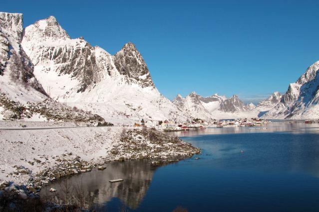 Voyage Ski de rando dans les îles Lofoten
