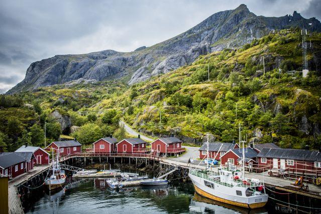 Lofoten - Norvège
