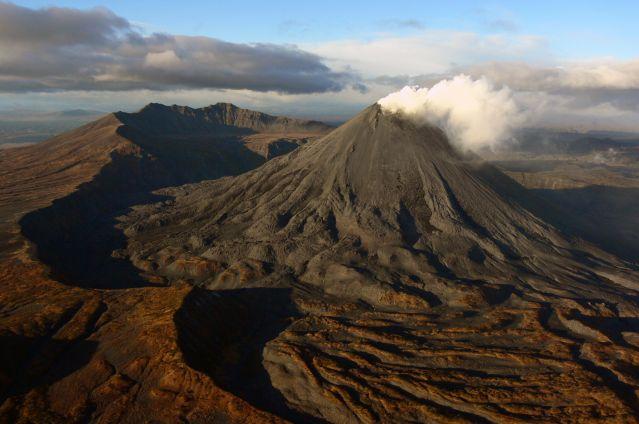 Voyage Les volcans du Kamtchatka