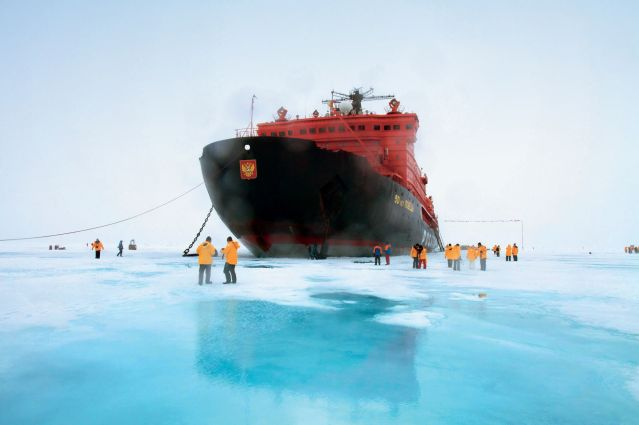 Voyage A l'assaut du pôle Nord