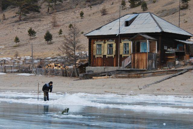 Voyage Transsibérien en hiver du lac Baïkal à Vladivostok