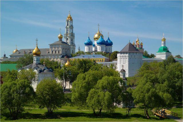 Voyage La voie des tsars
