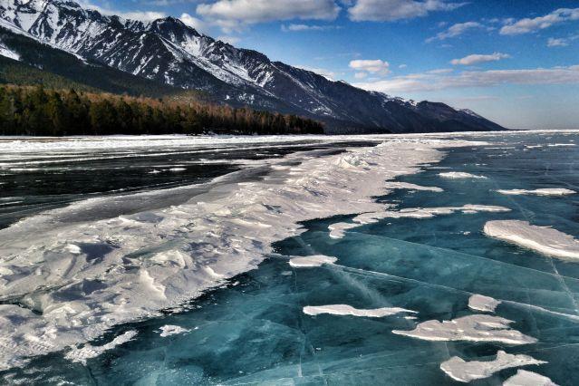 Voyage Magie glaciale du lac Baïkal