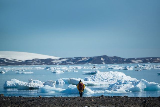 Voyage Navigation en Extrême-Arctique russe