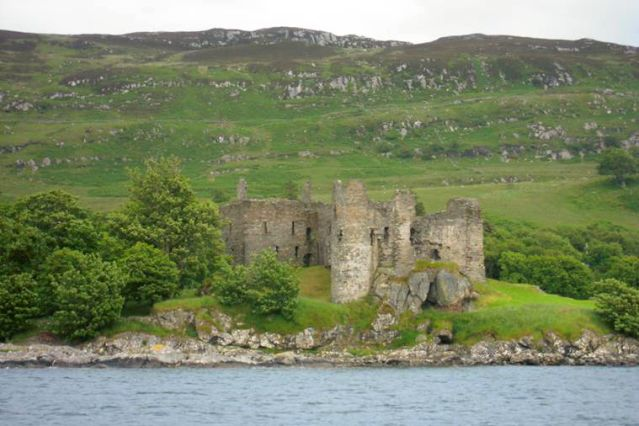 Fort Sween - La Route du whisky - Ecosse - Royaume-Uni