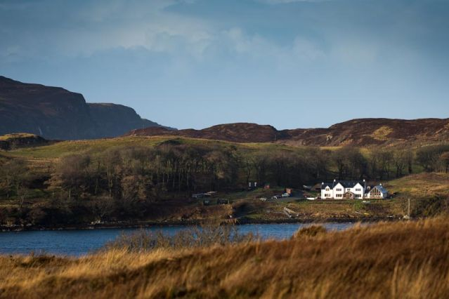 © Redwood House Hotel - Edinbane - Ile de Skye - Ecosse - Redwood House Hotel