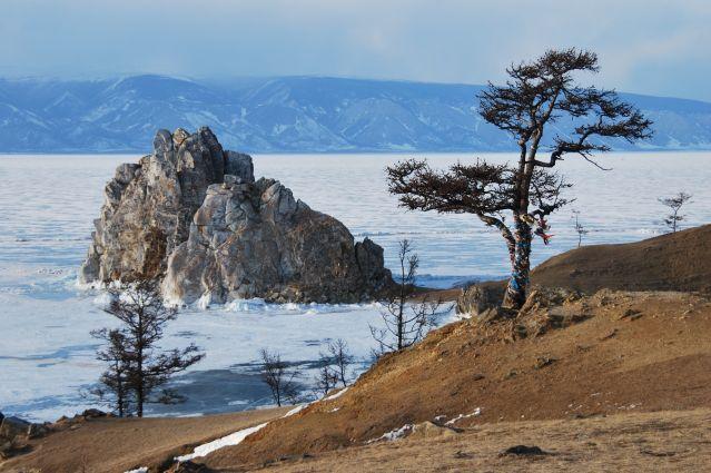 Voyage Hiver au lac Baïkal