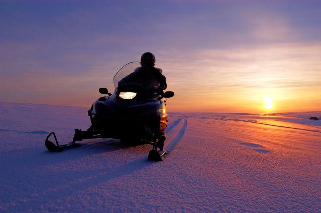 Voyage Découverte hivernale du Spitzberg