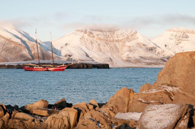 Voyage Le nord du Spitzberg, un été arctique