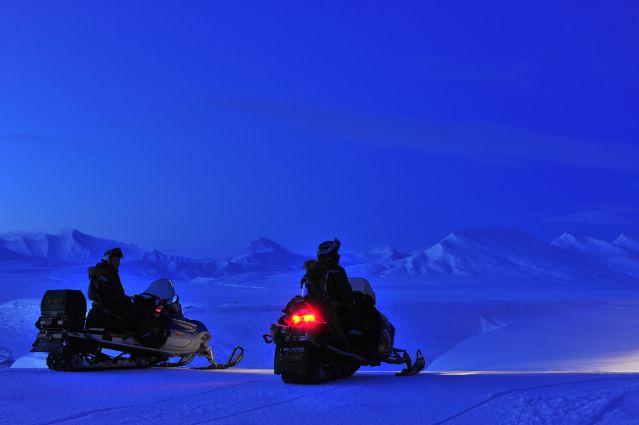 Voyage Réveillons à Longyearbyen