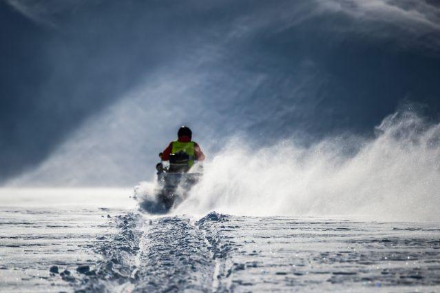 Voyage Prochain arrêt : pôle Nord