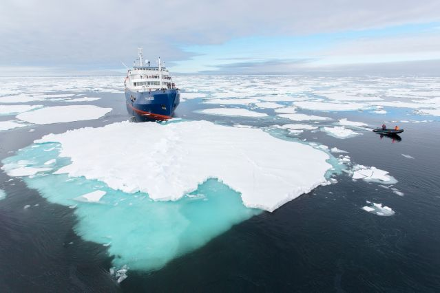 © Le Plancius - Spitzberg - Norvège - Oceanwide Expeditions