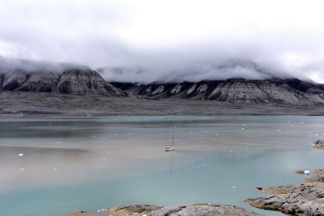 Voyage 80° de latitude Nord : objectif le fjord Murchison