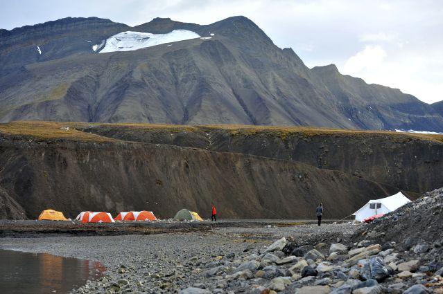 Voyage Camp de base aux portes du pôle Nord