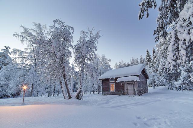 Voyage Nature authentique en Laponie suédoise
