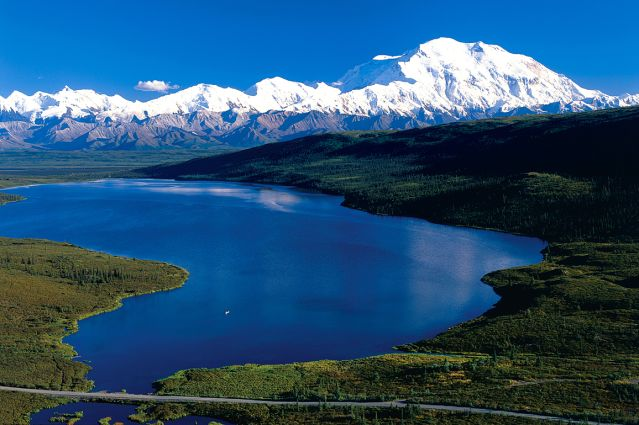 © ARAMARK Harrison Lodging  - Denali Park Resorts - Anchorage, AK