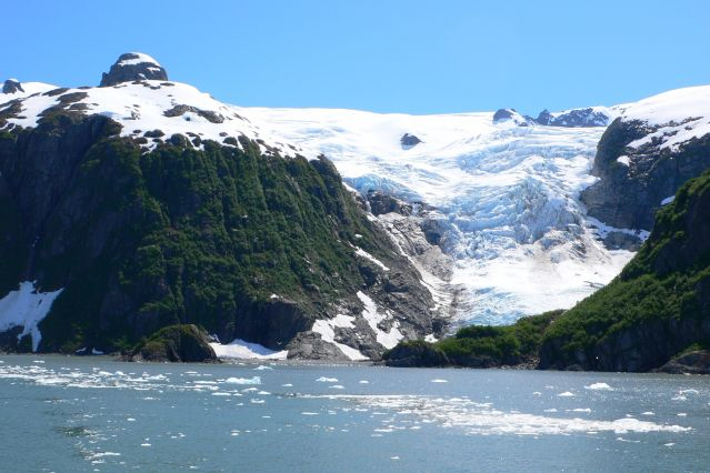 Glacier Bay Country - Kenai Fjords National Park - Alaska