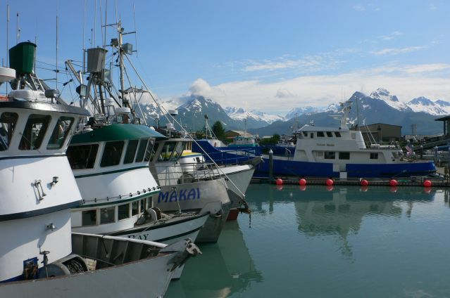 © All Alaska Tours - Valdez - Alaska