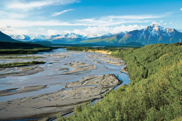© Denali National Park - Alaska - Travel Alaska OT