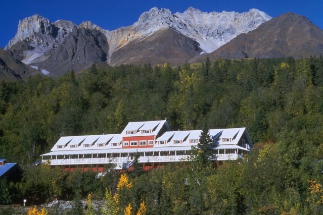 Kennicott Glacier Lodge - Kennicott - Alaska - Etats-Unis