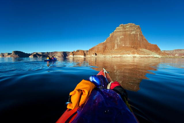 © Christophe Roudet - Lac Powell - Etats-Unis