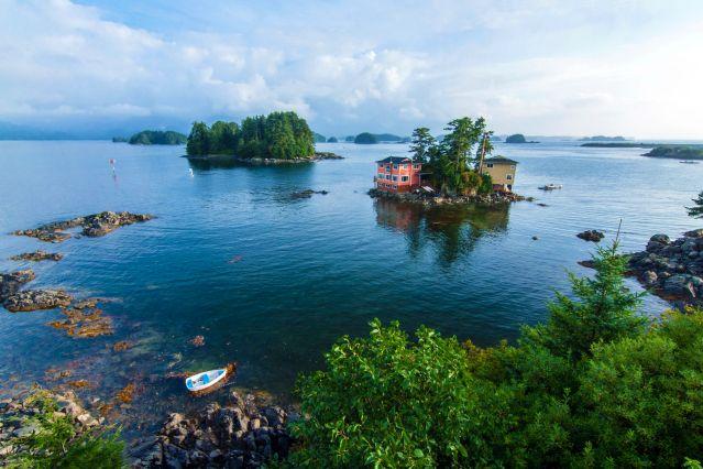 Voyage Ouest de l'Alaska : de Juneau à Vancouver