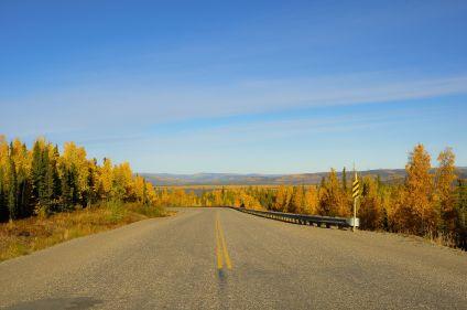 Le Klondike et la Dempster Highway
