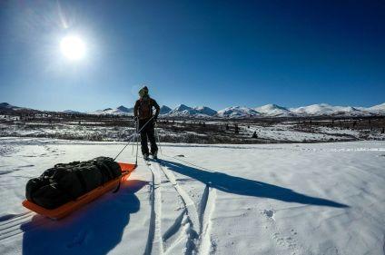 Sur les traces des derniers trappeurs au Yukon