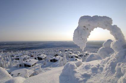 Ski de fond en Laponie