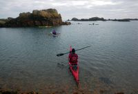 Week-end kayak en Bretagne