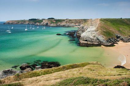 Les îles de la Bretagne sud