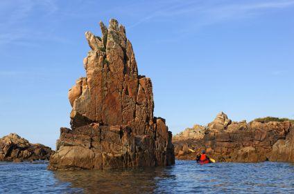 Bretagne: un week end arctique