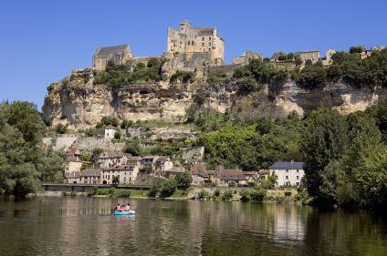 Le Grand Nord s'invite sur la Dordogne