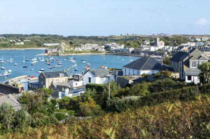Cornouailles et archipel des îles Scilly