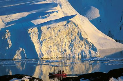 Le Groenland au fil des icebergs: la baie de Disko