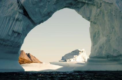 Islande et côte est du Groenland