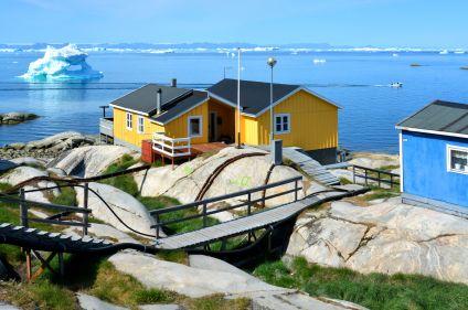 Groenland, Islande et Irlande