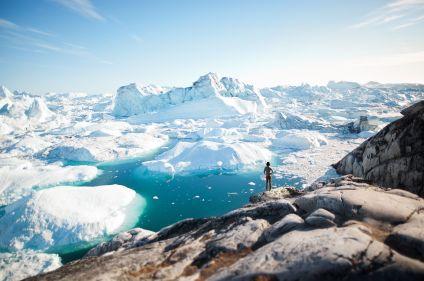 De Nugssuaq à Disko, au pays des géants de glace