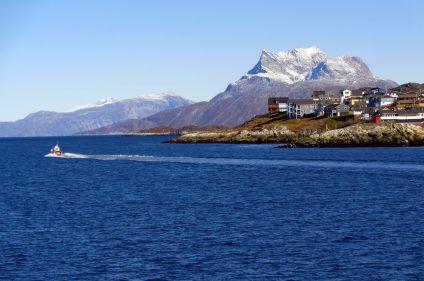 Montagnes et fjords de Nuuk