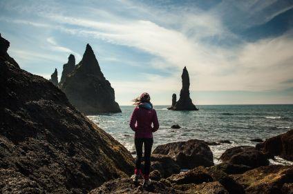 La côte sud de l'île et ses secrets