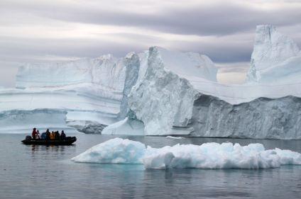 Spitzberg, Groenland et Islande