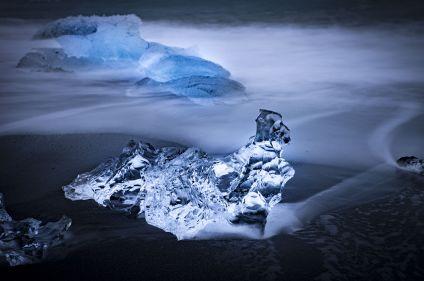 Aurores et lagons d'Islande