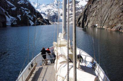 Découverte de l'archipel des Lofoten