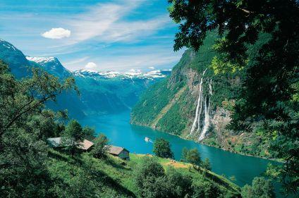 Les fjords de Norvège et les îles Lofoten