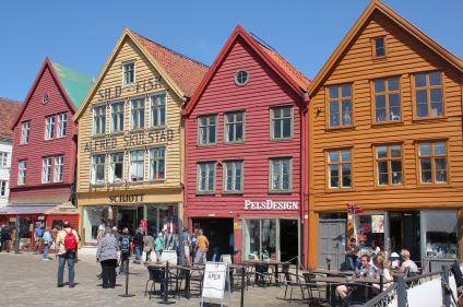 Balade dans les fjords de Norvège